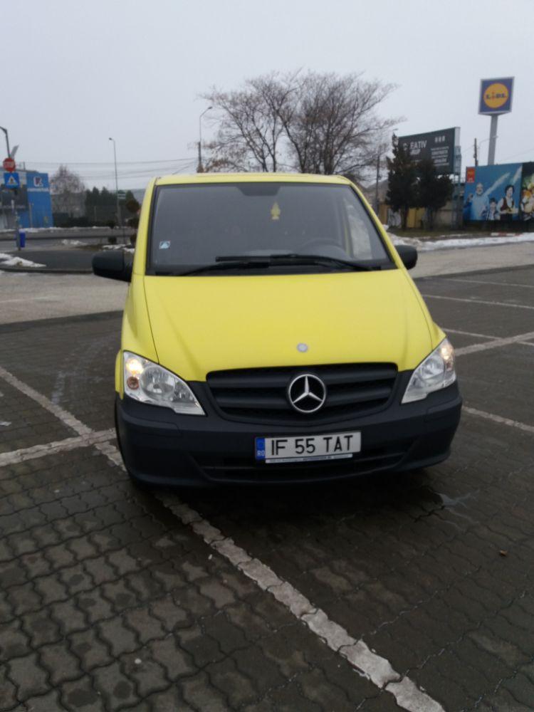 Mercedes-benz Vito sau schimb cu turism - imagine 3
