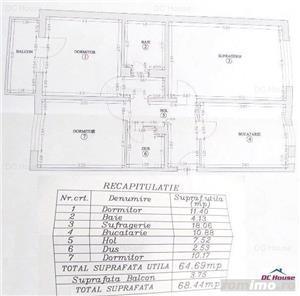 Apartament 3 camere decomandat Baneasa - Horia Macelariu - imagine 6