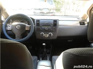 Nissan tiida - imagine 6