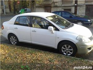 Nissan tiida - imagine 1