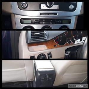VW Volkswagen passat b6 2.0 tdi  140 cp  6 +1 viteze  highline piele- alcantara  - imagine 11