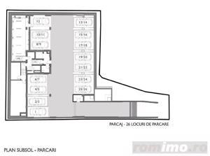 Apartament 3 Camere  Etaj 1  în zona Kiseleff  Bloc 2017 - imagine 3