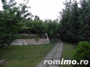 Snagov vila D+P+1+M 920 MP Teren 2500 mp desch la Lac - imagine 6