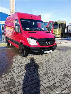 Mercedes-benz Sprinter - imagine 14
