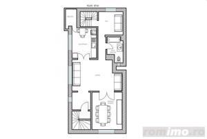 Primaverii-apartament in vila,et.1+mansarda - imagine 7
