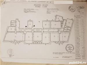 Spatiu Comercial/Birouri Universitate Carol Mosilor 12 camere 720 E m2 304m2 renovat - imagine 1