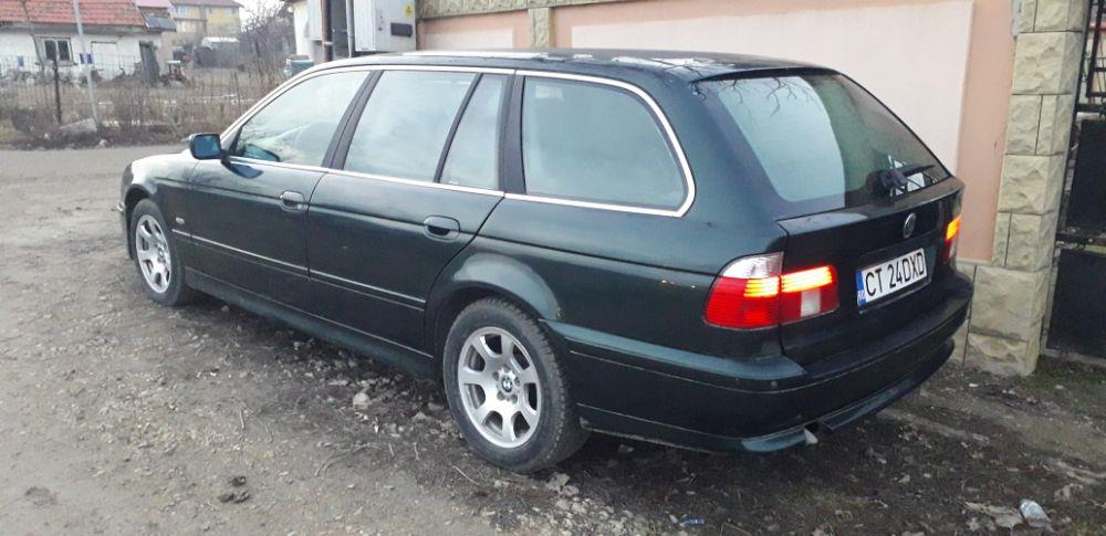BMW 520 TDI, eventual combinație  - imagine 1