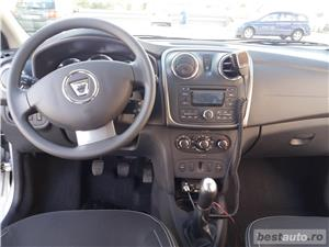 Dacia logan= 0,9 Tce- 90 Cp 38000 km -  PROPRIETAR  IN  ACTE . - imagine 7