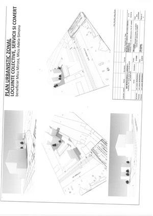 2873 mp teren cu PUZ pentru blocuri, clinica, supermarket , case etc. Linga liceul AUTO - imagine 3