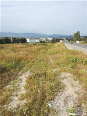 Teren Sibiu, intravilan industrial la DN 1 - imagine 1