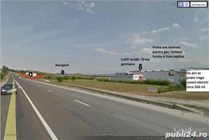 Teren Sibiu, intravilan industrial la DN 1 - imagine 4