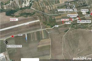 Teren Sibiu, intravilan industrial la DN 1 - imagine 3