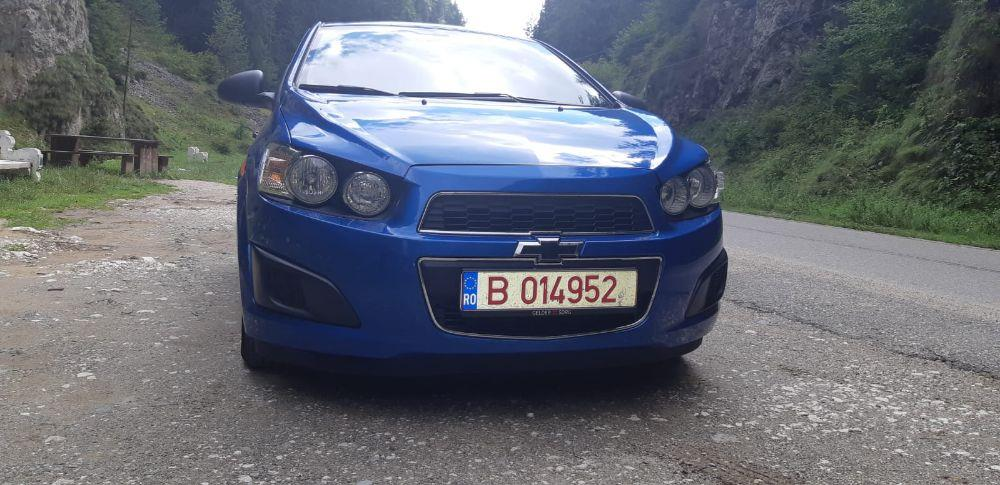 Chevrolet aveo - imagine 2