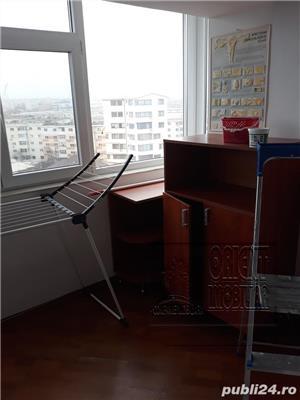 Dacia, apartament 3 camere, mobilat, centrala gaze, inchirieri, constanta - imagine 8
