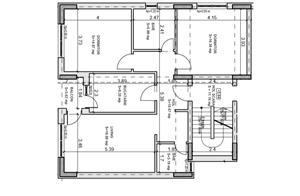[4 minute metrou] Apartament 3 camere spatios - Metrou Dimitrie Leonida - imagine 1