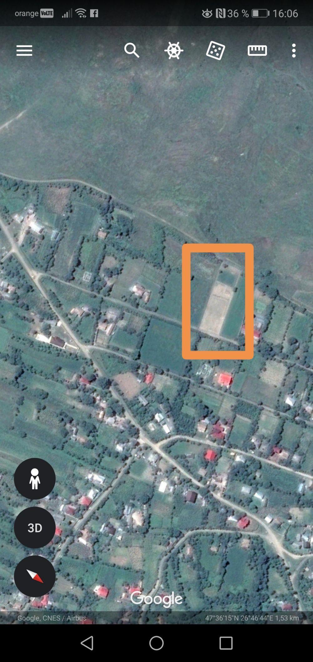 Teren Coșula, sat Supitca - imagine 2