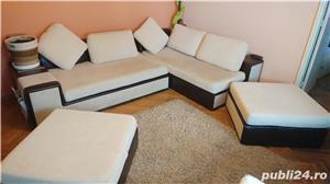 """Coltar sufragerie """"Smarty"""" de la staer cu fotolii/tabureti - imagine 1"""