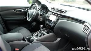 Nissan Qashqai - Plafon Panoramic - Keyless Entry/Go - imagine 12