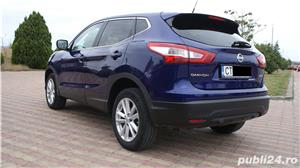 Nissan Qashqai - Plafon Panoramic - Keyless Entry/Go - imagine 4