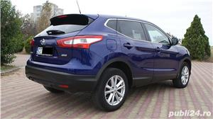 Nissan Qashqai - Plafon Panoramic - Keyless Entry/Go - imagine 6