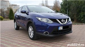 Nissan Qashqai - Plafon Panoramic - Keyless Entry/Go - imagine 2