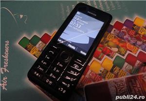 Nokia 301 dual sim impecabil - imagine 5