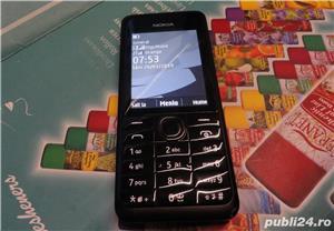 Nokia 301 dual sim impecabil - imagine 4