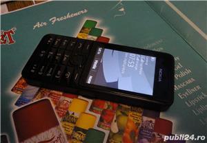 Nokia 301 dual sim impecabil - imagine 3