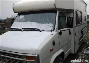 Autorulota / Caravana Citroen Off-camping - imagine 3