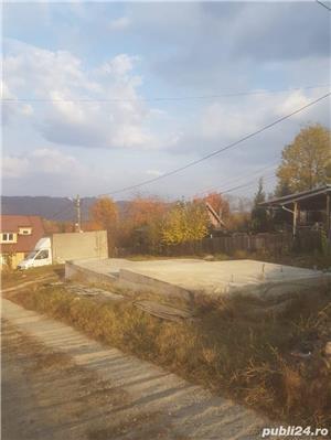 Teren 300 mp + fundatie, Breaza (plata in rate pe 5 ani) - imagine 7
