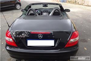 Mercedes-Benz,  SLK 200 Kompressor - imagine 10