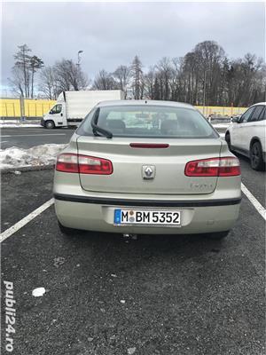 Renault Laguna 2. Numere roșii - imagine 3
