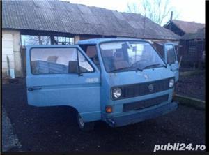 DEZMEMBREZ Vw Transporter T3 Pritsche/Doka 2.1 WBX - imagine 1