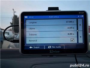GPS pt TIR Camion 2019, Harta Full Eu iGo Primo Truck, ADR, Tollcolect - 0746-333-346 - imagine 1