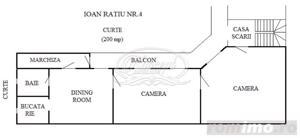 Apartament 2 camere ultracentral - imagine 4