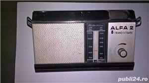 Aparate radio cu lampi si tranzistori - imagine 4