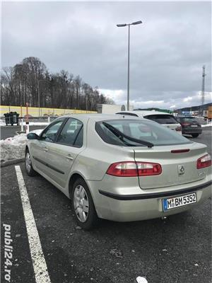 Renault Laguna 2. Numere roșii - imagine 8