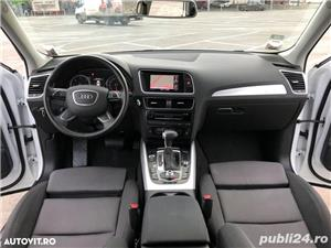 Audi Q5 Quattro / 2.0 TDi 190 CP / Full Led / Navigatie Mare  . - imagine 2