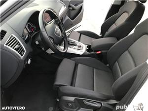 Audi Q5 Quattro / 2.0 TDi 190 CP / Full Led / Navigatie Mare  . - imagine 3