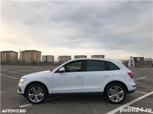 Audi Q5 Quattro / 2.0 TDi 190 CP / Full Led / Navigatie Mare  . - imagine 9