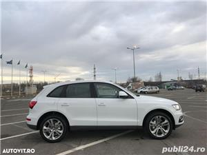 Audi Q5 Quattro / 2.0 TDi 190 CP / Full Led / Navigatie Mare  . - imagine 11