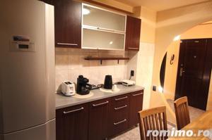 Apartament complet mobilat si utilat 2 camere + 1 birou - imagine 6