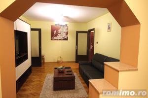 Apartament complet mobilat si utilat 2 camere + 1 birou - imagine 4
