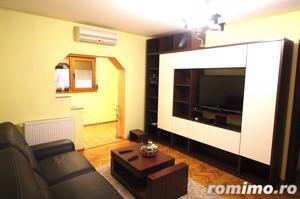 Apartament complet mobilat si utilat 2 camere + 1 birou - imagine 1