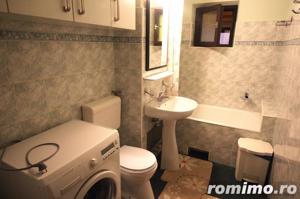 Apartament complet mobilat si utilat 2 camere + 1 birou - imagine 12