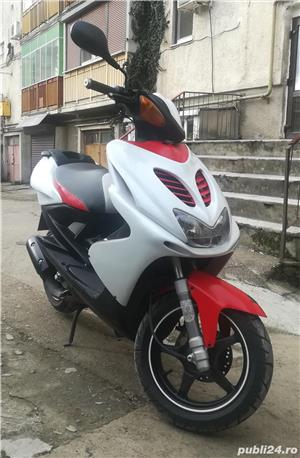 Yamaha Aerox  YQ50 - imagine 4