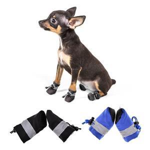 Pantofi Albastrii pentru animale caini  - imagine 1