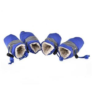 Pantofi Albastrii pentru animale caini  - imagine 5