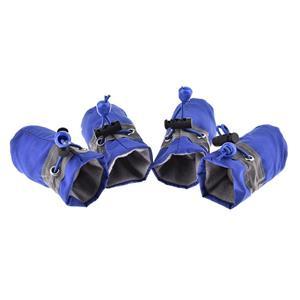 Pantofi Albastrii pentru animale caini  - imagine 6