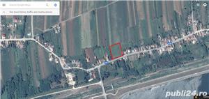 Teren intravilan 4940 mp - sat Aurești, comuna Orlești, judetul Vâlcea - imagine 5